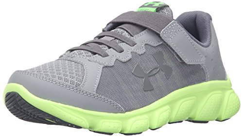 Under Armour Kids' Pre School Assert 6 Adjustable Closure Athletic Shoe