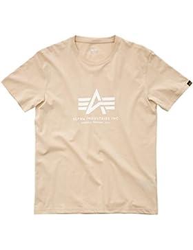 Alpha Industries Herren T-Shirt Basic T-shirt