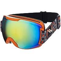 NAVIGATOR SIGMA - Gafas de esquí/snowboard - Unisex -Talla única -Varios colores (naranja)