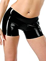 Fetisso - 5210 - Damen Latex Gummi Short