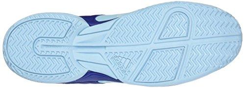 Mista Ligra 5 Calzature Pallavolo Scarpe Adidas Adulto Bianco Inchiostro mistero Di Blu Metallizzato Argento 0q6wUd