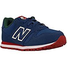 New Balance Zapatillas Kj373pdy Azul/Rojo, Deporte para Mujer
