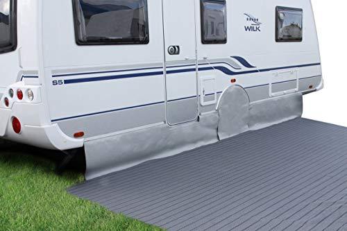 Preisvergleich Produktbild Hindermann Spezial-Bodenschürze 5 x 0, 5 m