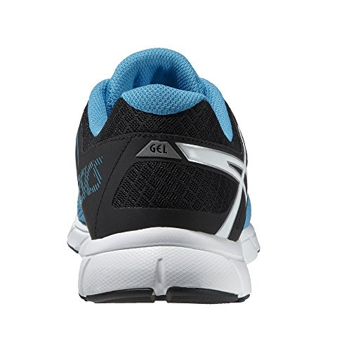 Asics Gel-Evation, Scarpe sportive, Uomo Blue/Black/White