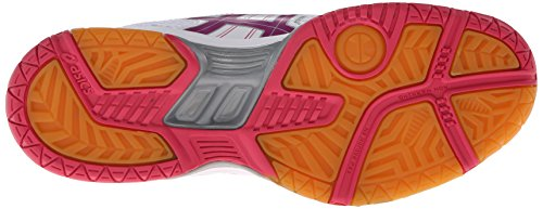 Fuchsia Gel Magenta Schuhe 7 Asics Rocket White Frauen gPFvwqw8