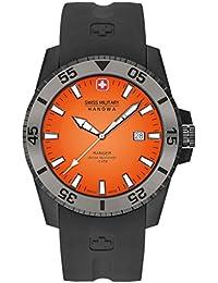 Swiss Military Hanowa 6-4253.27.079.30 - Reloj , correa de nailon color negro
