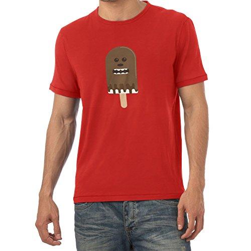 TEXLAB - Chewie Ice Pop - Herren T-Shirt Rot