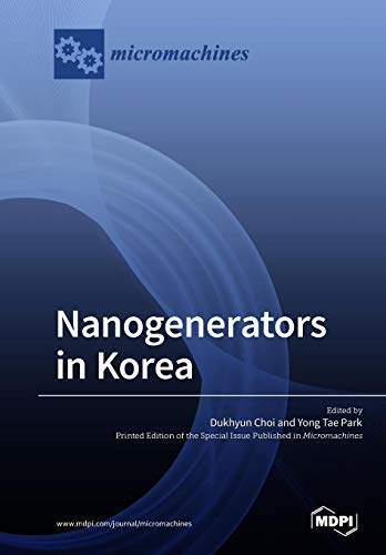 Nanogenerators in Korea -