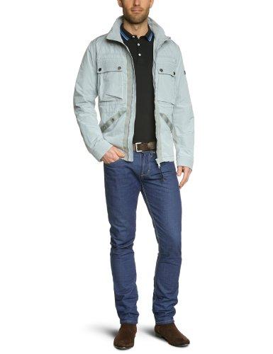 Strellson Sportswear Herren Jacke Regular Fit 14000834 / Venture, Gr. 50, Grau (117)