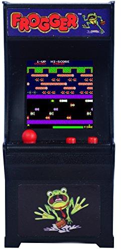 Tiny Arcade Playable Miniature Video Game - Frogger