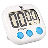 Best Timers - H&S Kitchen Timer Digital Cooking Timer Magnetic Countdown Review