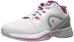 Head 274127whpu Tennis Shoe, White, 9 M US