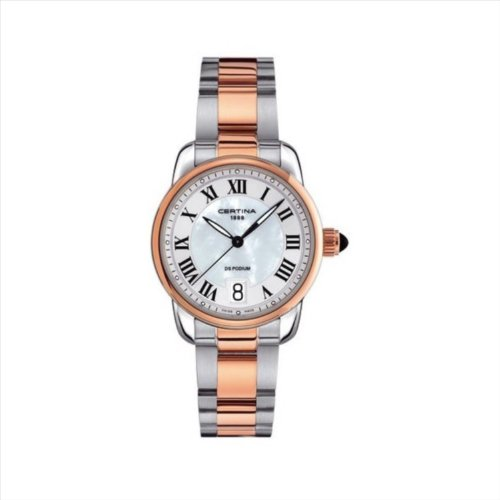 Certina Ladies'Watch XS Analogue Quartz Stainless Steel C025,210,22,118,00