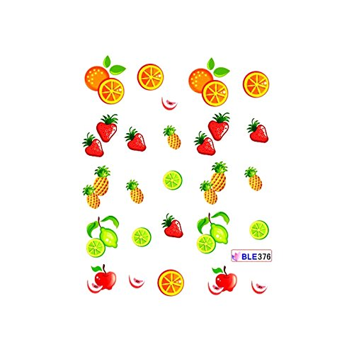 beaute design - Water decal - fruits - ble_376