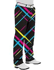 Royal & asombroso para hombre pantalones deportivos-Tee multicolor bunt - mehrfarbig Talla:FR : XL (Taille Fabricant : 38/34)