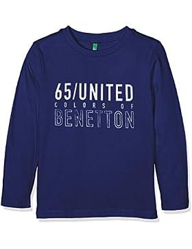 United Colors of Benetton T-Shirt L/S, Camiseta para Niños