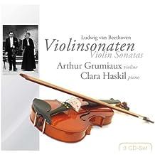 udwig van Beethoven - Violiln Sonatas (Complete Recording) [Import anglais]