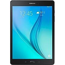 "Samsung Galaxy TabA 9.7 Tablet, Display 9.7"", Memoria Interna 16 GB, 1.5 GB RAM, Processore Qualcomm Snapdragon Quad-Core, Wi-Fi, Nero"