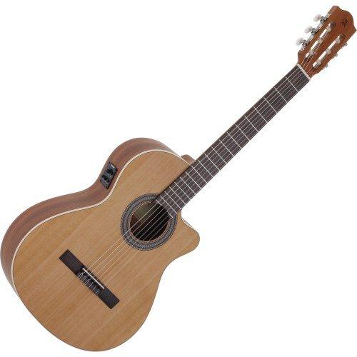 Alhambra Estudio Z-Nature CW EZ Konzertgitarre mit Tonabnehmer und Cutaway
