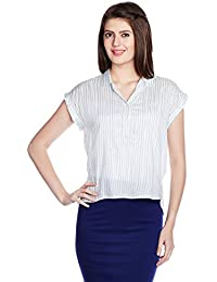 Chemistry Women's Bow Front Top