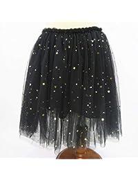 c5af785a76587 Amazon.fr   jupe rose fluo - Jupes   Fille   Vêtements