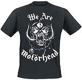 Motörhead We Are T-Shirt schwarz XL