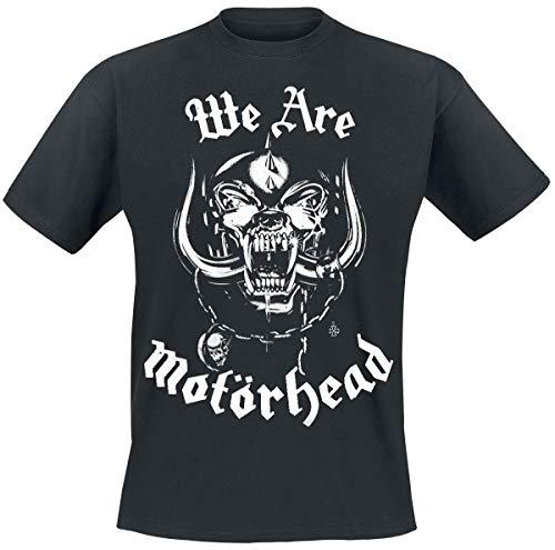 Motörhead We Are Motörhead Camiseta Negro L
