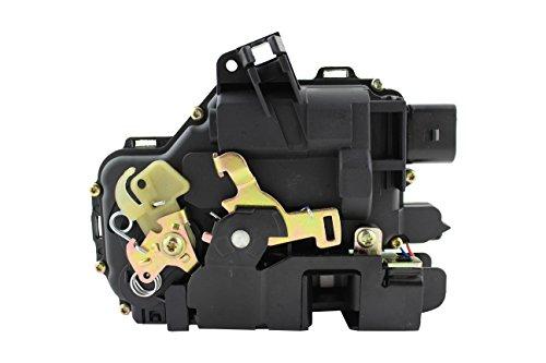 DoctorAuto DR165375 Freccia Serratura Porta Con Centrale Anteriore SX - Volkswagen Anteriore Maniglia