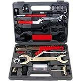 Werkzeugkoffer mit 44 Teilen