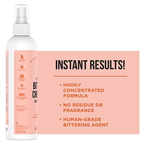 Zoom IMG-1 anti chew dog repellente spray