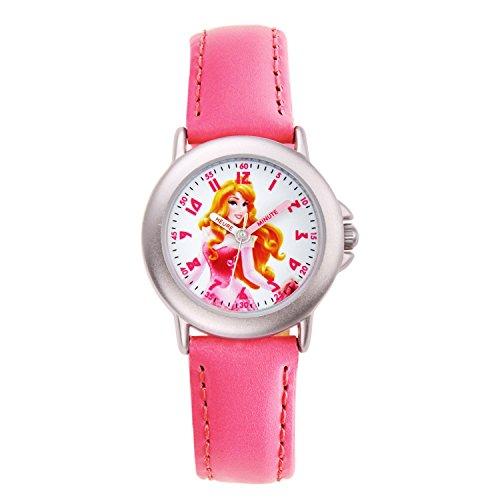 Disney WCL001083 - Orologio da polso da ragazza colore rosa