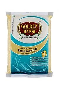 Golden Bansi Kesari Rawa Fine-500gms