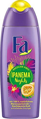 Fa Duschgel Ipanema Nights Brazilian Vibes, 1er Pack (1 x 250 ml)
