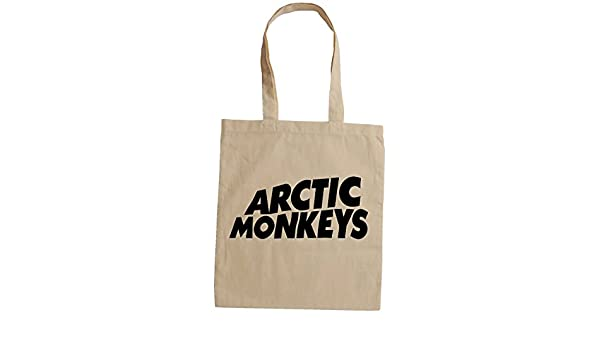 Arctic Monkeys Alex Turner Logo 100% organic cotton shopping