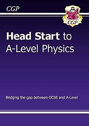 Head Start to A-level Physics