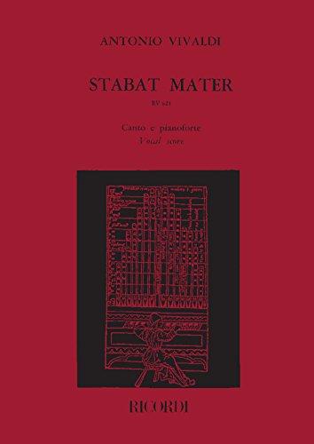Stabat Mater RV621 - Cont.Alto/Po