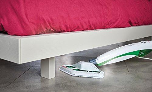 POLTI PTEU0272 Vaporetto SV400_Hygiene mit Reinigungsdüse Vaporforce, 1500 W, grün - 13
