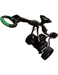 Carro eléctrico de golf Pro Kaddy modelo D3GTX negro