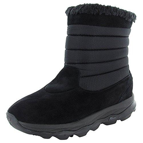 Skechers Godri Ultra Bounce wasserdichte Winterstiefel Schuh  40 EUNatural