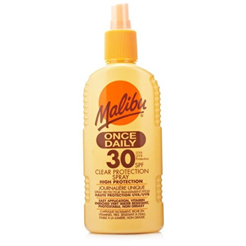 malibu-once-daily-clear-protection-lotion-spray-with-spf30-200-ml