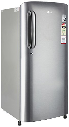 LG 190 L GL-B201ADSW Price, Review, Specs, Images, Features | All in Steel Gl Door Price on