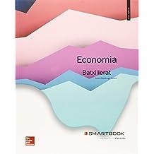 Economía. Penalonga. Batxillerat 1 - Edició 2015 (+ Smartbook) - 9788448195991