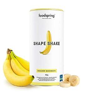 41vlv1T0lUL. SS300 foodspring - Shape Shake alla banana - 750 g - Proteine per raggiungere la tua forma perfetta -67% di proteine del siero del latte
