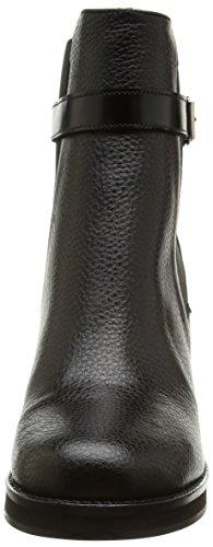 JONAK - 264-delfim, Stivali Donna Nero (Noir (Polido/Noir))