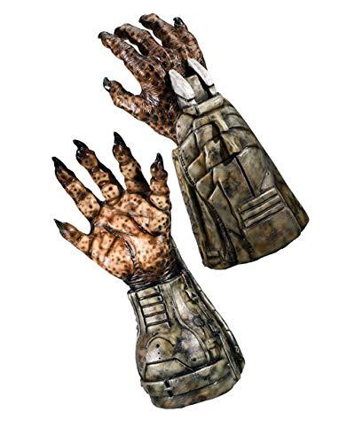B-Creative Alien v Predator Kostüm Accessoire, Mens Predator Hands