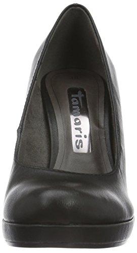 Tamaris 22466, Scarpe con Tacco Donna Nero (BLACK MATT 020)