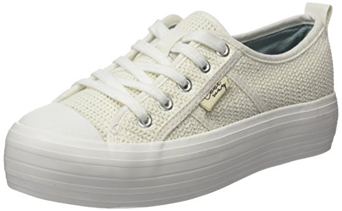Coolway Donna, Sneakers, Tavi, Bianco (Wht), 41