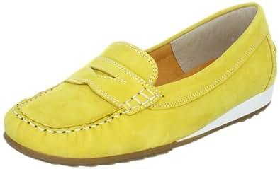 ara Newport 2-30838-12, Damen Slipper, Gelb (sole), EU 36.5 ( UK 3.5)