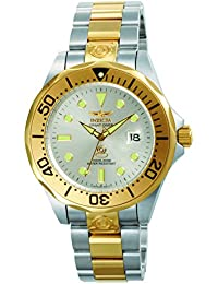 Invicta Pro Diver Men's Analogue Classic Automatic Watch with Stainless Steel Bracelet – 3050