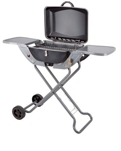 Pliant Barbecue à gaz pour pique-nique, Barbecue valise Portable ...